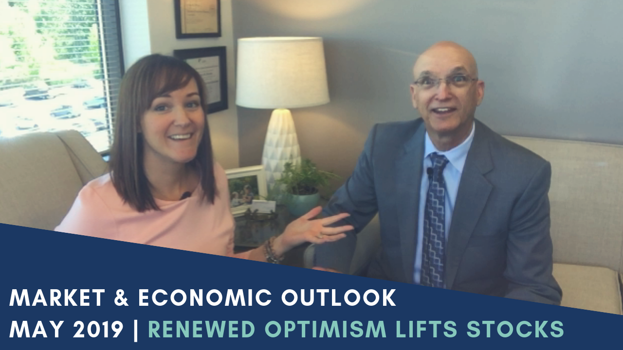 Ashley Micciche & Dave Wilson market & economic outlook May 2019