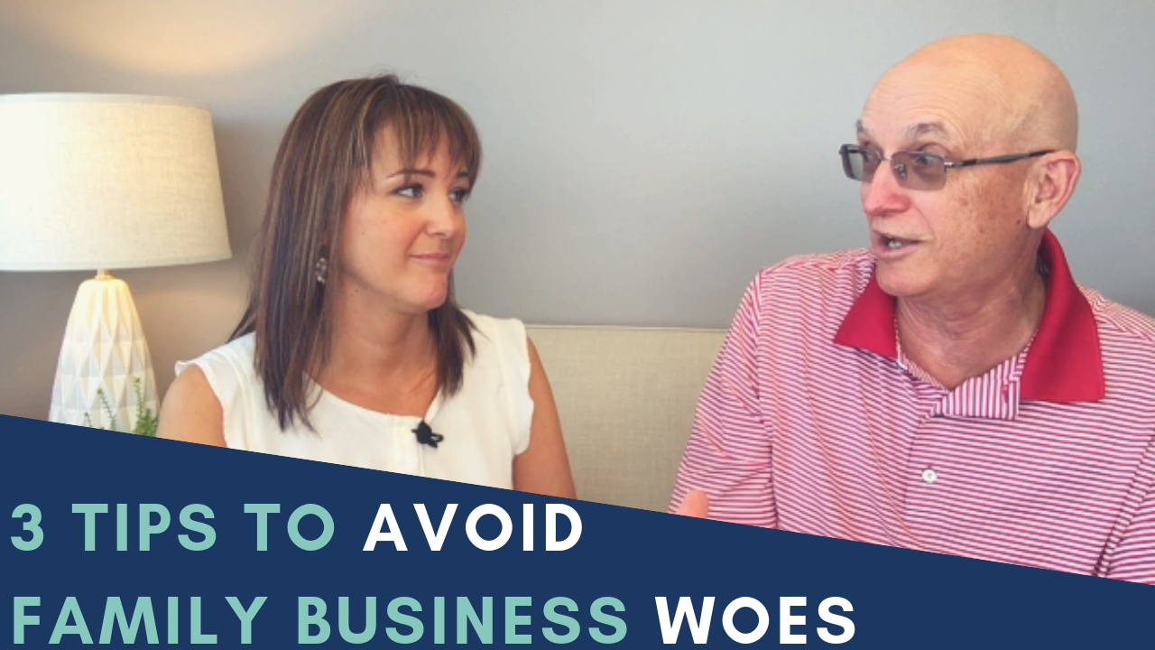 3 tips to avoid family business woes
