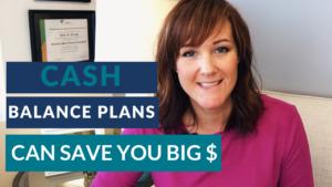 cash balance plans pros and cons