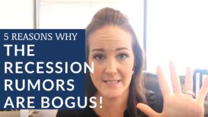 Recession Rumors Are Bogus