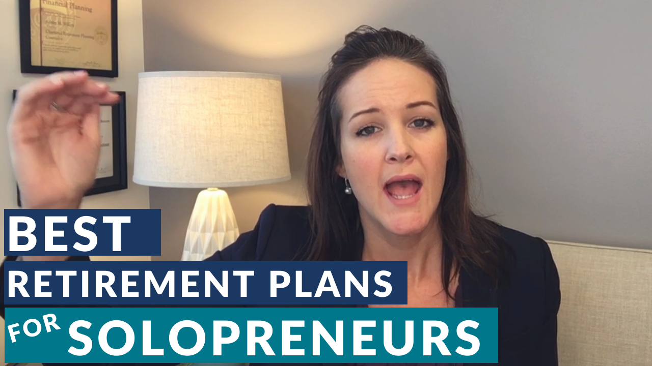 Solopreneur Retirement Plan