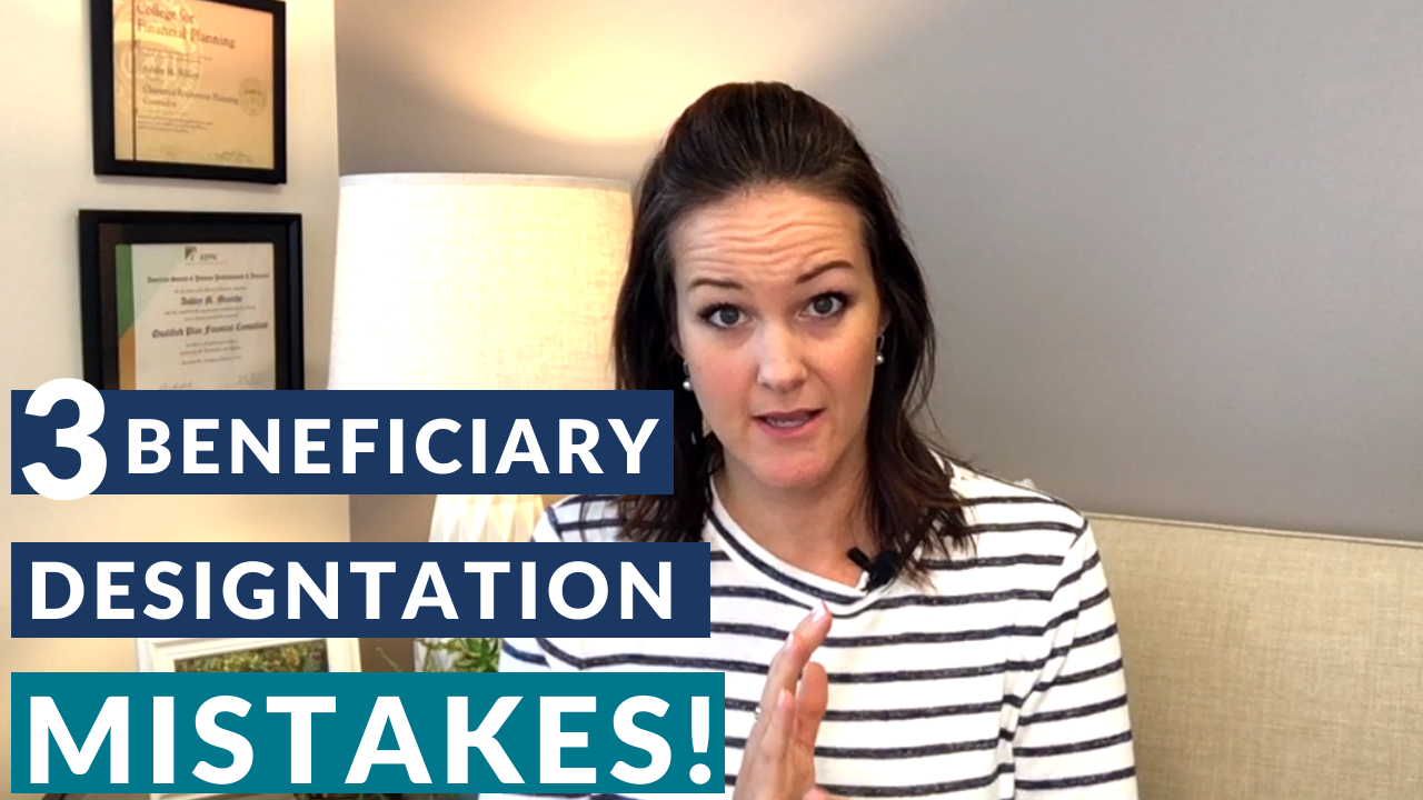 Beneficiary Designation Mistakes
