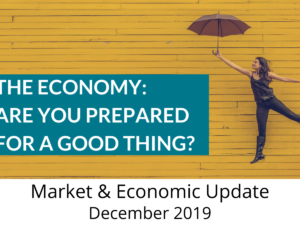 Market and Economy December 2019