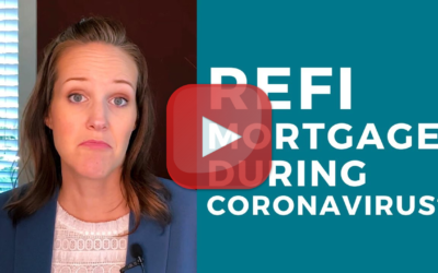 Should You Refinance Your Mortgage During Coronavirus?