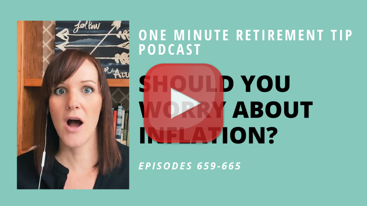 Should you worry about inflation