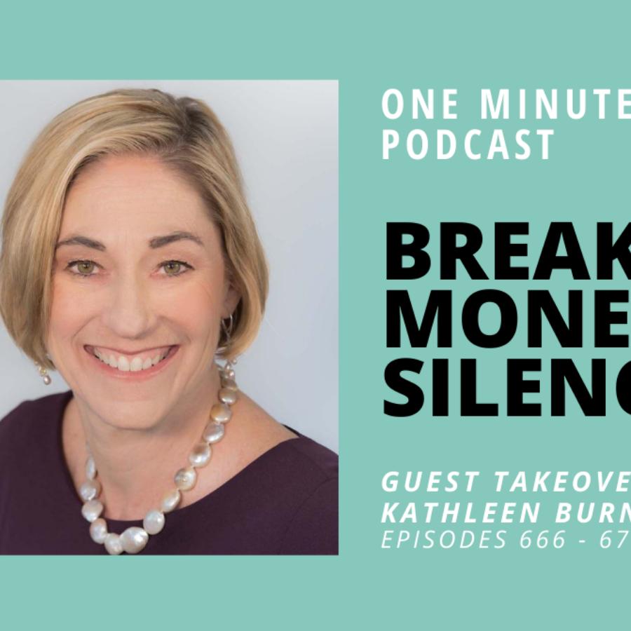 Breaking Money Silence with Kathleen Burns Kingsbury