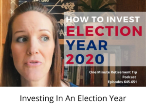 How To Invest In An Election Year