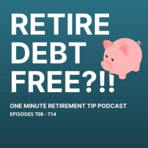 Debt Free Retirement