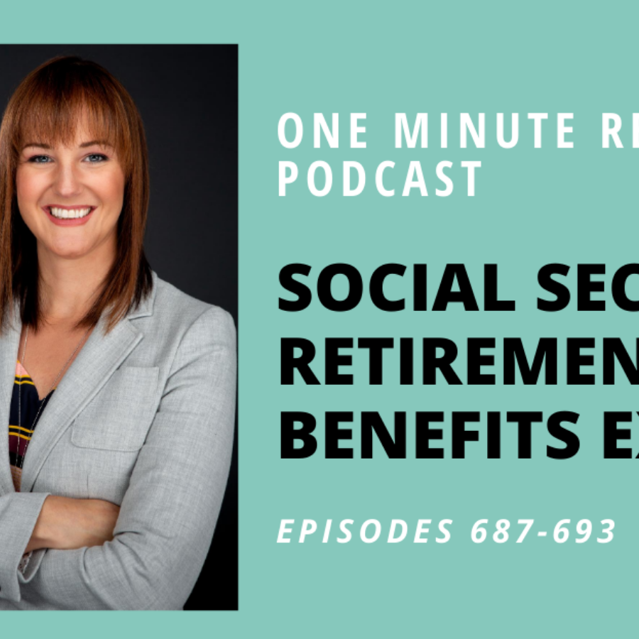 Social Security Retirement Benefits Explained