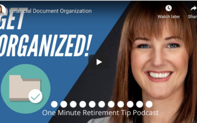 Financial Document Organization