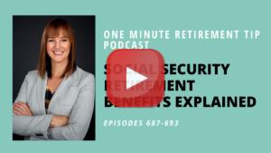 Social Security Retirement Benefits Explained