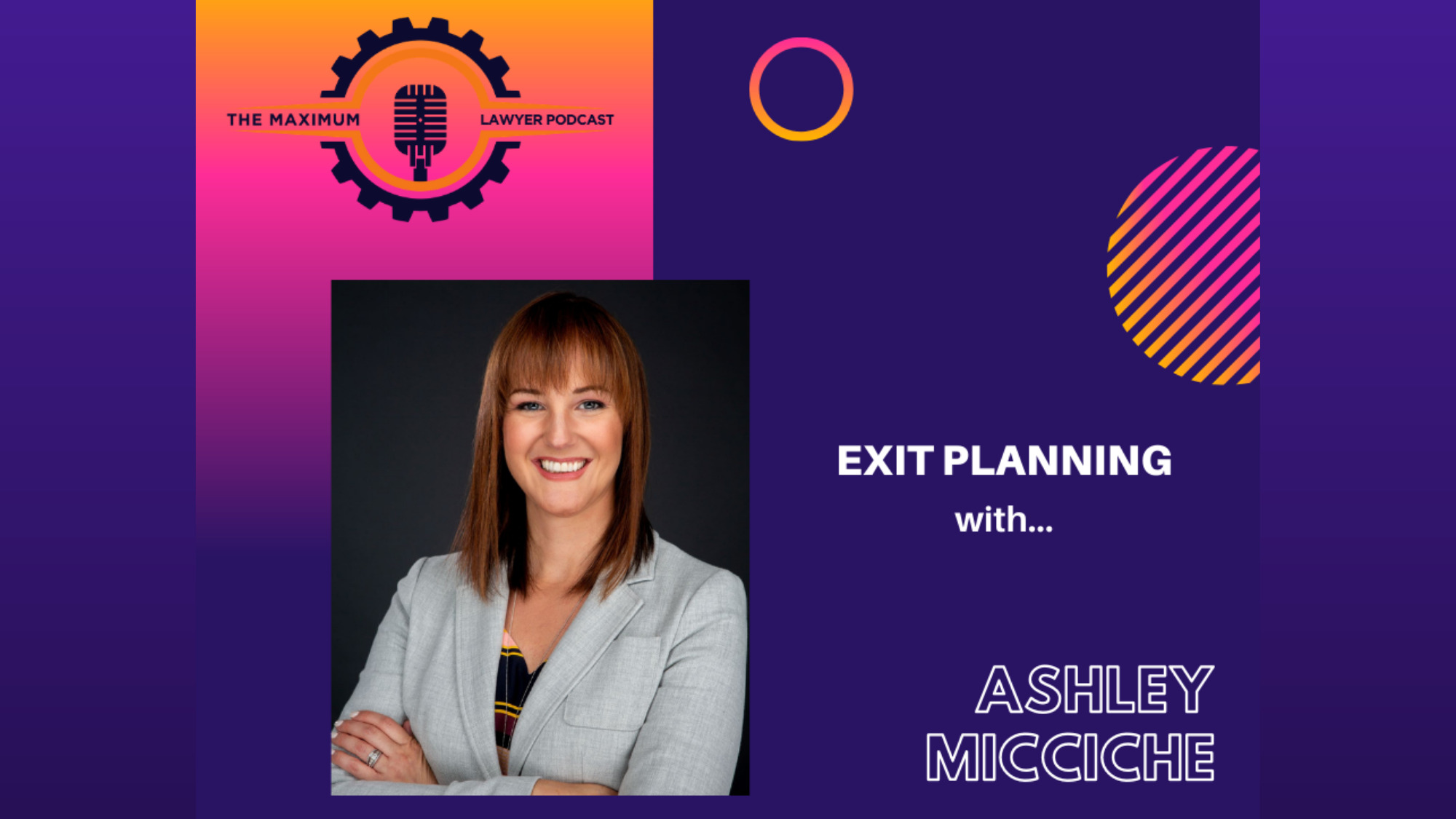Ashley Micciche on business exit planning during a pandemic
