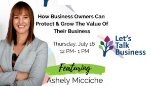 Ashley Micciche of the opportunities in crisi