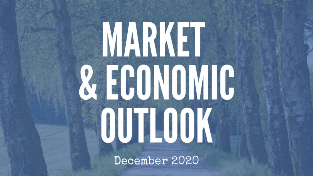 Market & Economic Update December 2020