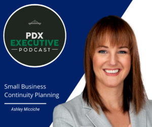 Ashley Micciche on small business continuity planning