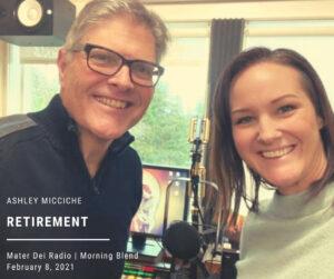 Ashley Micciche on retirement