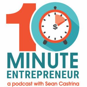 Ashley Micciche on the 10 Minute Entrepreneur podcast