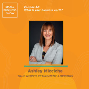 Ashley micciche on business valuation
