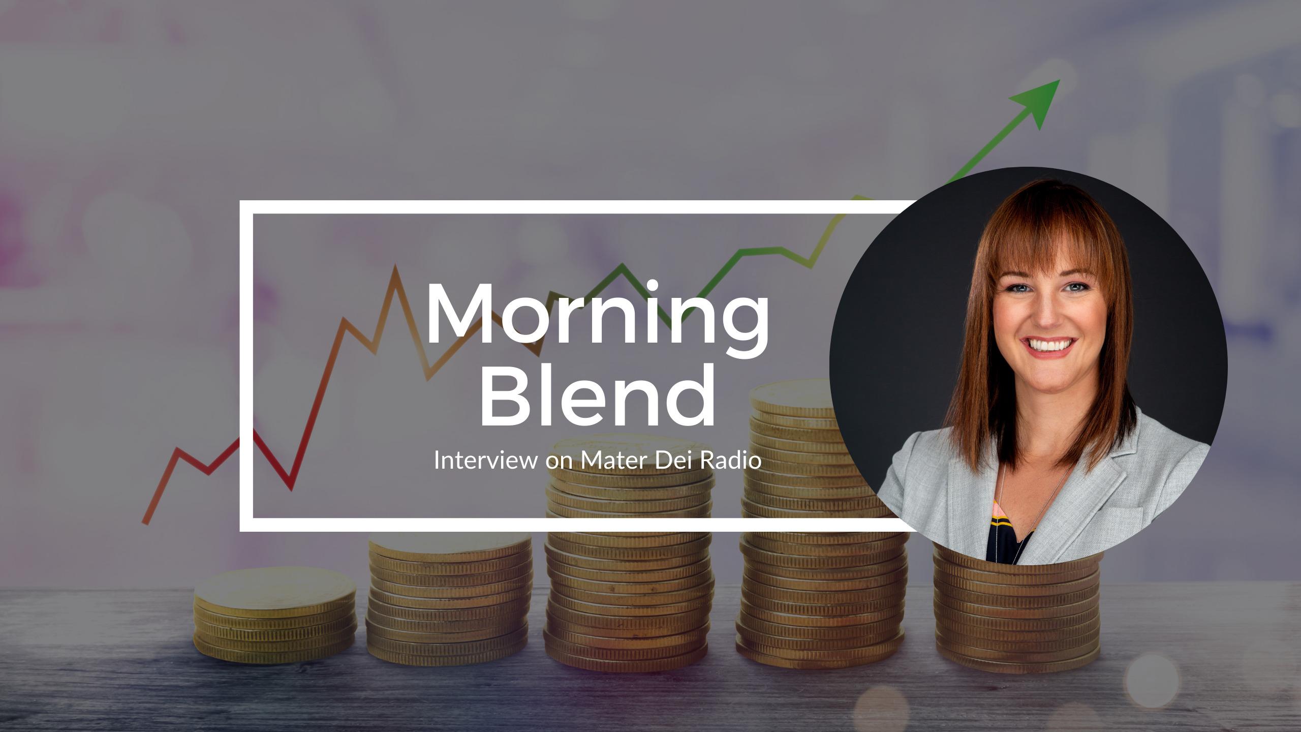 Morning Blend Mater Dei Radio